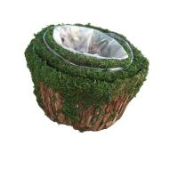 Picture of Hand-Woven Country Style Moss Garden Ornament