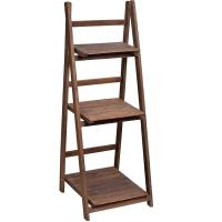 Picture of 3 Tier Decorative Wooden Flower Stand