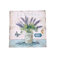 Picture of Flower Wall Art Painting, Green