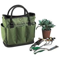 Picture of Green Plant Utensils Storage Bag Multi-Function Portable Garden