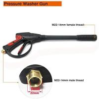 Picture of High-Pressure Power Washer Gun, Cpressure Washer Gun 4000