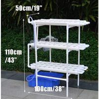 Picture of Hydroponic Grow Kit, Vertical Hydroponic Growing Systems Pvc Tub