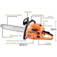 Picture of Petrol Gs-5800 - Chain Saw