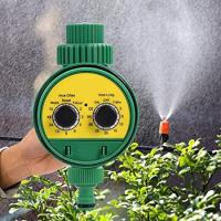 Picture of Watering Timer, Multi-Functional Electronic Two Dial Digital