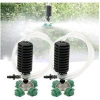 Picture of Ybdd 5 Kits Garden Greenhouse Fogger'S Hydro Cooling Humidifying