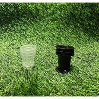 Picture of Slotted Planting Mesh Hydroponic Container Cups, 20 pcs, Small