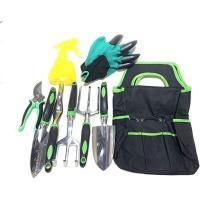 Picture of Hylan Ergonomic Rubber Grip Garden Tools Set, 9 pcs