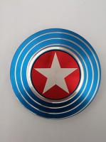 Picture of Captain American Spinner - Happy Toys