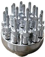 Picture of Garden Fountains Three Layer Ss Nozzle