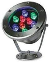 Picture of Garden/Swimming Pool/Fountain Underwater Led Light 6W (Multi Colour)