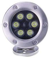 Picture of Garden/Swimming Pool/Fountain Underwater Led Light 6W White Colour