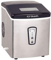Picture of Crownline Stainless Steel Ice Maker, Silver [Mzb-12E]
