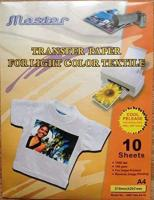 Picture of Transfer Paper for Light Colour Textile