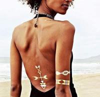 Picture of Authentic Child Of Wild Flash Tattoos