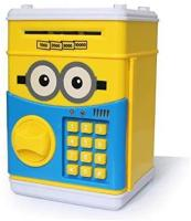 Picture of Piggy Bank Atm Automatic Volume Coin Money Box for Kids