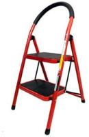 Picture of Gimi Major Framar Metal Ladder 2 Steps Red 1395