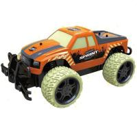 Picture of Remote Controlled Electric Vehicle Plastic Car Toy,  Multi Colour