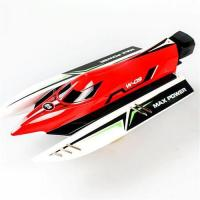 Picture of 2.4 GHz RC Brushless High Speed F1 Racing Boat, WL915, Multi Colour