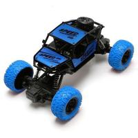 Picture of RC Rapid-Off Road Tractor for Kids, Blue & Black