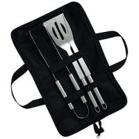 Picture of 3 Pcs Barbecue Tools Set