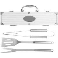 Picture of 3Pcs Bbq Tools In Aluminium Box
