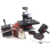 Picture of 7 In 1 Combo Heat Press Machine
