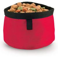 Picture of Folding Bowl For Pets With Resistant Polyester And Nylon