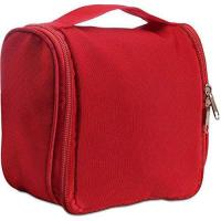 Picture of Hanging Cosmetic Bag With Multi-Compartments And Mesh Pockets