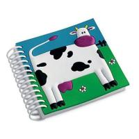 Picture of Soft Cover With White Paper Notebook