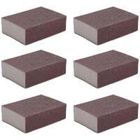 Picture of Emery Cloth Diamond Polishing Sponge Block Sandpaper Pads