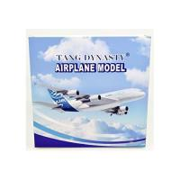 Picture of Tang Dynasty Philippine Airlines A-380 Airplane Model, 16 cm