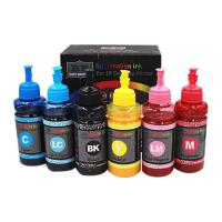 Picture of Colours Dye Sublimation Ink Refill 100ml - 6 Pieces