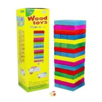 Picture of 48 Colour Cascading Block Stacking Game