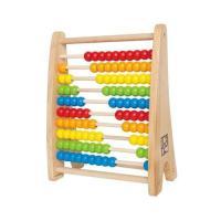 Picture of Hape Rainbow Bead Abacus, Multi Colour