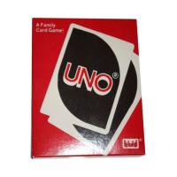 Picture of UNO Playing Game Card Set