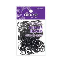 Picture of Rubber Bands, Black, 15mm,  250 Pieces
