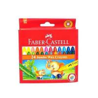 Picture of Jumbo Wax Crayons Set, Multicolour - Set of 24