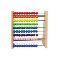 Picture of Wooden Beads Abacus Counting Toy