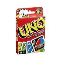 Picture of UNO Classic Playing Game Card Set