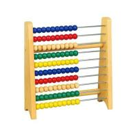 Picture of Viga Wooden Abacus Score Counting Bead Set - Multicolour