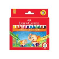 Picture of Jumbo Wax Crayons Set, 12 pcs, Multi Colour