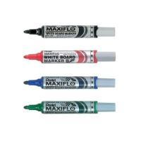 Picture of White Board Slim Marker, Multicolour - Set of 4