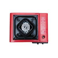 Picture of 2 Way Camping Stove - Red & Black