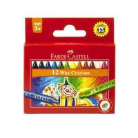Picture of Extra Smooth Wax Crayon Set, Multicolour - Set of 12