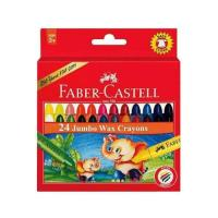 Picture of Jumbo Extra Smooth Wax Crayon Set, Multicolour - Set of 24
