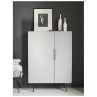 Picture of Neo Front Two Door Storage Cabinet, White