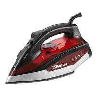 Picture of Nobel Iron with Ceramic Sole Plate, NSI127, Red & Black, 2400W