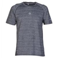 Picture of Prima Mens Sports Tshirt -  Grey, Phantom & Black - Pack of 12