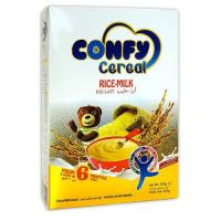 Picture of Confy Cereals Rice Milk, 250g, Pack of 12 - Carton
