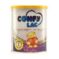 Picture of Confy Lac Instant Formula Stage 2, 400g, Pack of 24 - Carton
